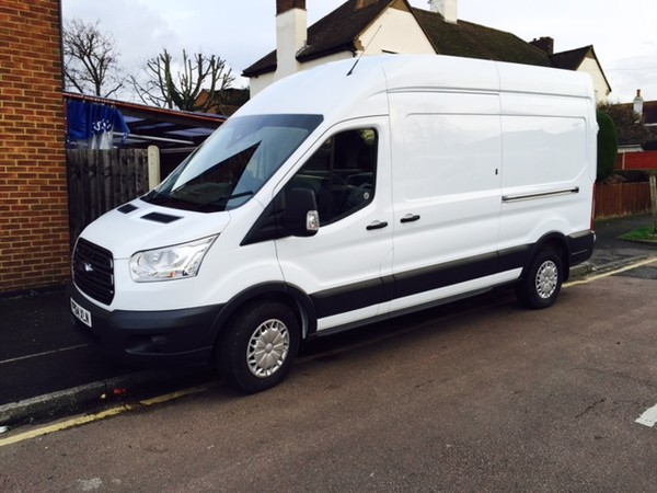Car Sounds  U0026 Security   Projects   Ford Transit