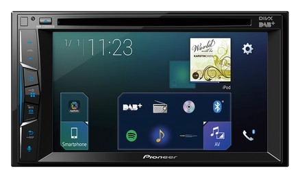 car sounds security store pioneer avh x3700dab. Black Bedroom Furniture Sets. Home Design Ideas