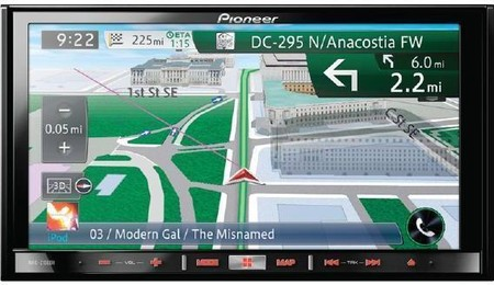 Pioneer AVIC-F50BT GPS Navigation Windows Vista 64-BIT
