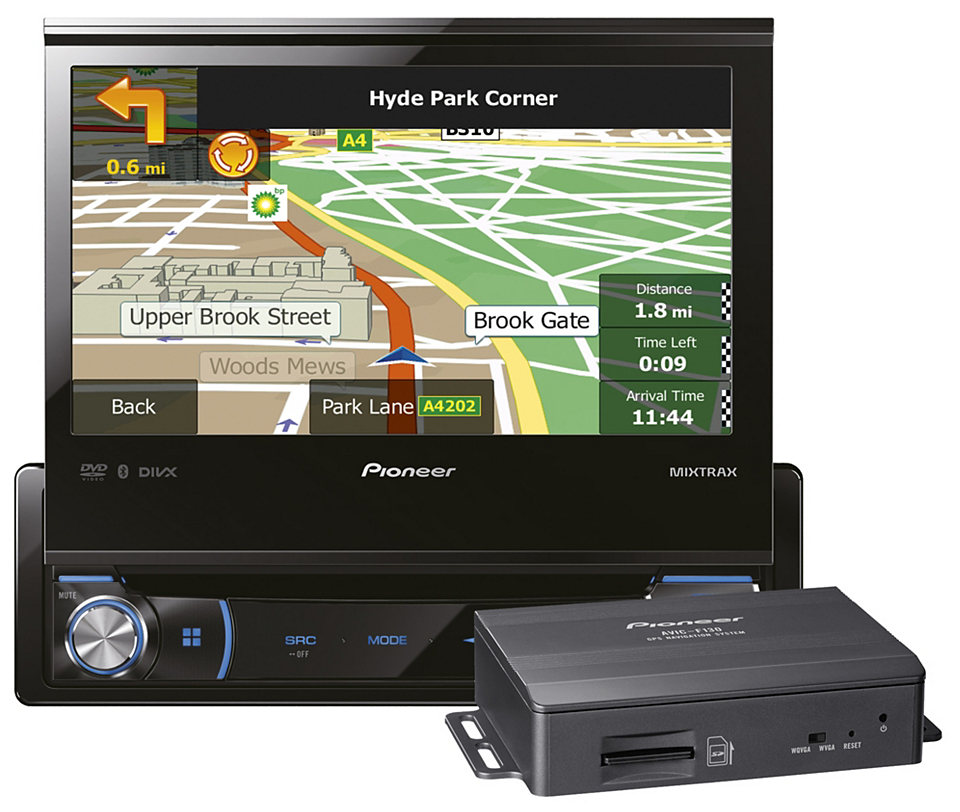 car sounds  u0026 security   store   pioneer avh