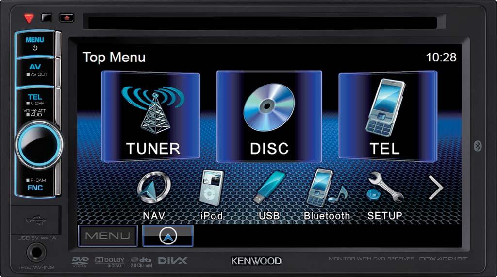 Car Sounds Amp Security Store Kenwood Ddx 4021bt